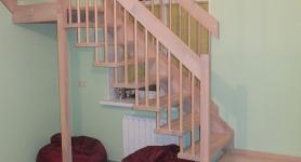 Лестницы с площадкой