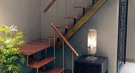 Лестницы с поворотом на 180 градусов