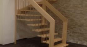 Разворотные лестницы