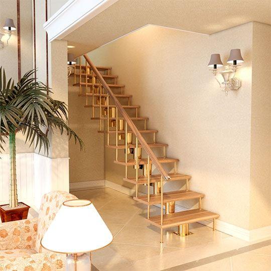 Модульная лестница «PRESTIGE БУК»
