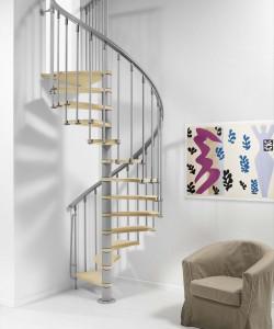 Винтовая лестница NICE 1