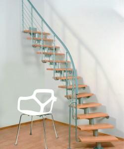 Модульная лестница DIXI