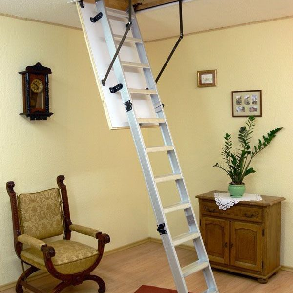 Чердачная лестница ALU PROFI