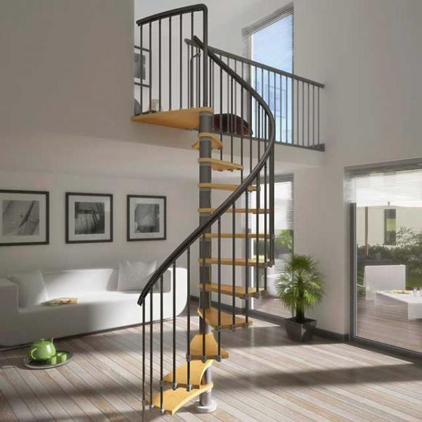 Винтовая лестница «VALENCIA»