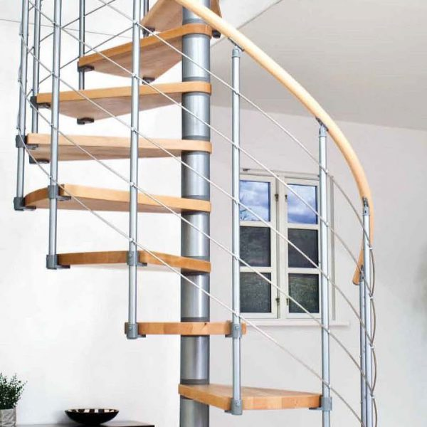 Винтовая лестница «OSLO-GREY»