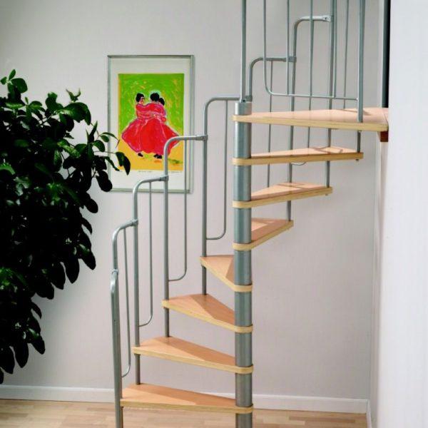 Винтовая лестница «BARCELONA»
