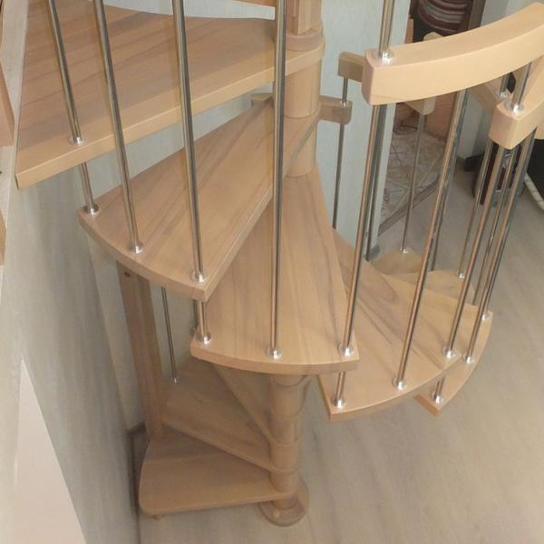 Винтовая лестница UNIVERSAL «POPULAR»