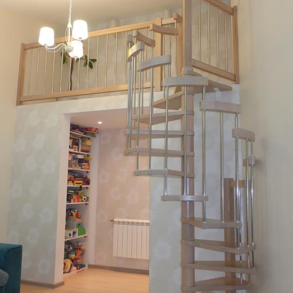 Винтовая лестница UNIVERSAL «PRIME»
