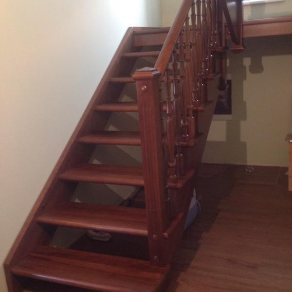 Деревянная лестница «Премиум»