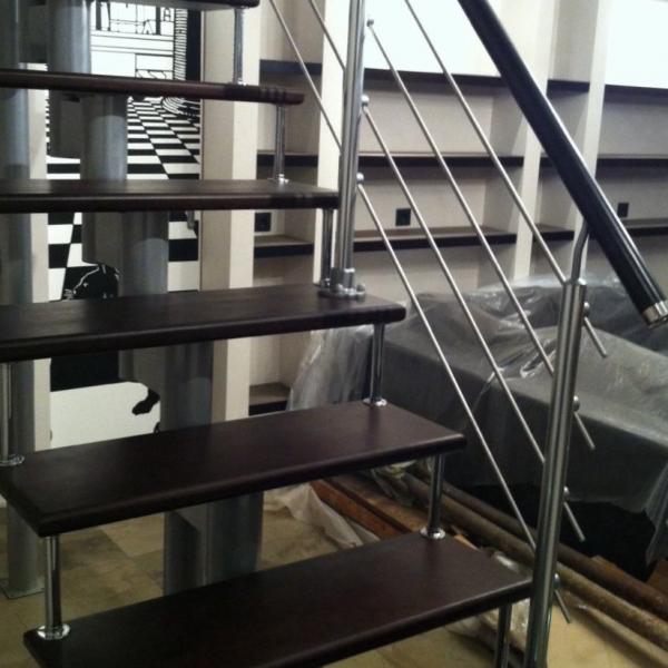 Модульная лестница PRESTIGE PROVA