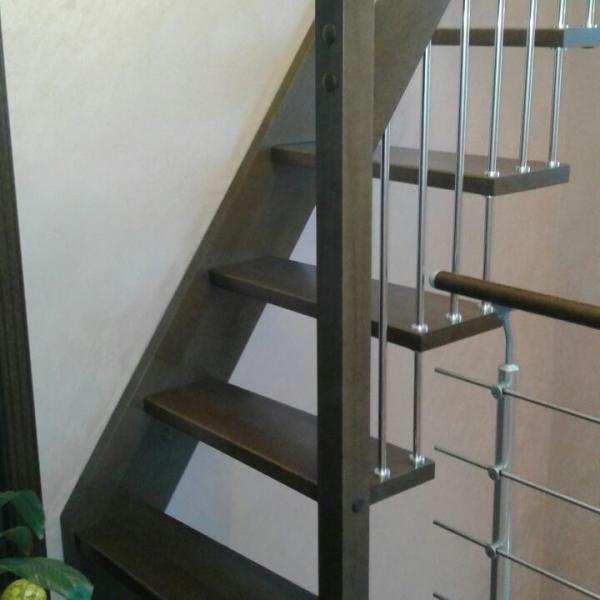 Лестница для мансарды