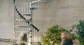 Наружные лестницы (уличные)