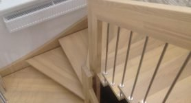 Элитные деревянные лестницы