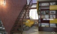 Лестницы для жилых помещений